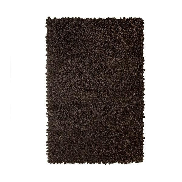 Černý koberec Velvet 120x180cm