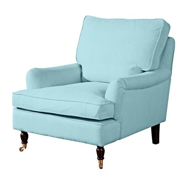 Passion világoskék fotel - Max Winzer