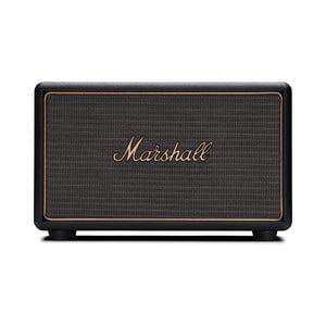 Černý reproduktor s Bluetooth připojením Marshall Acton Multi-room