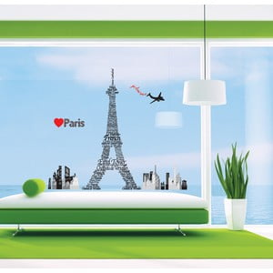 Samolepka Ambiance Giant Eiffel