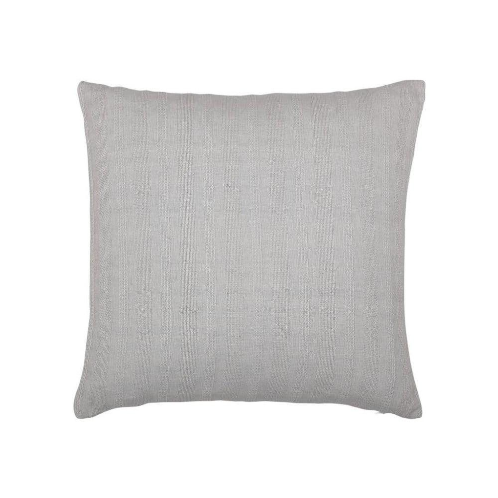 Bavlněný polštář A Simple Mess Bliv Glacier Grey, 45x45cm A simple Mess