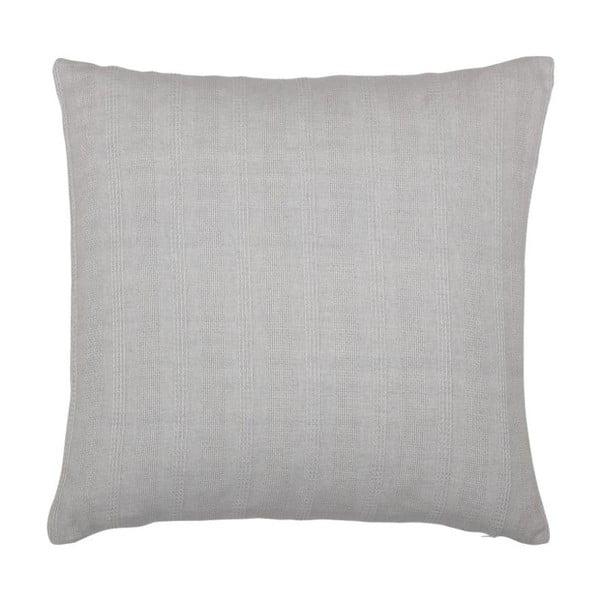 Bavlněný polštář A Simple Mess Bliv Glacier Grey, 45x45cm