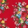 Tapeta Pip Studio Dutch Painters, 0,52x10 m, červená