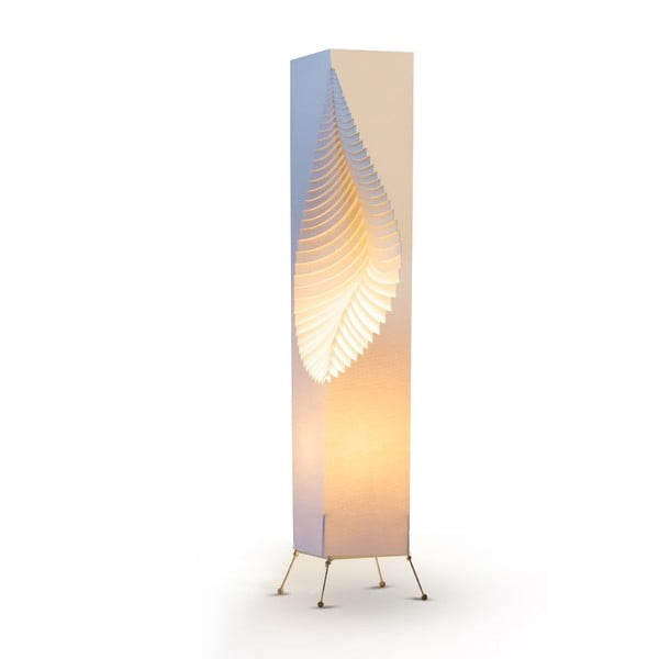 Svetelný objekt MooDoo Design Leaf, výška 110 cm