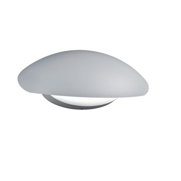 Venkovní nástěnné světlo Missouri White, 26 cm