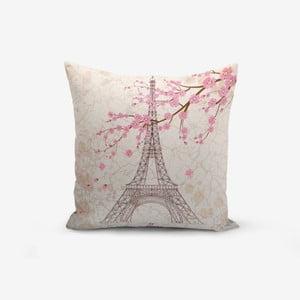 Față de pernă Minimalist Cushion Covers Eiffel, 45 x 45 cm