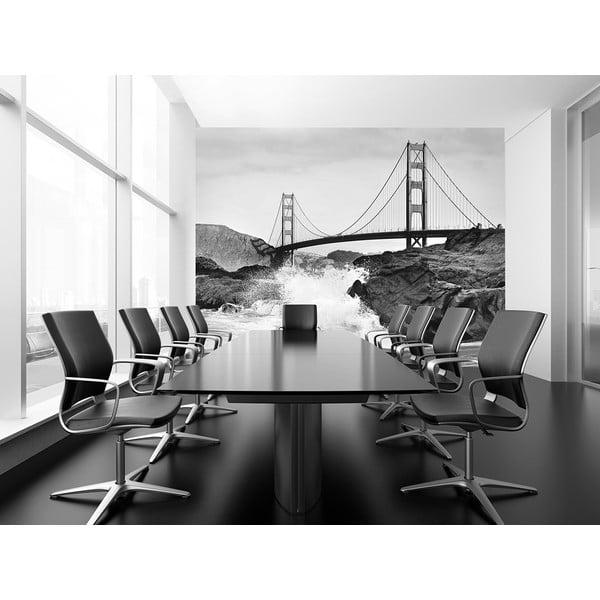 Velkoformátová tapeta Golden Gate, 366x254 cm