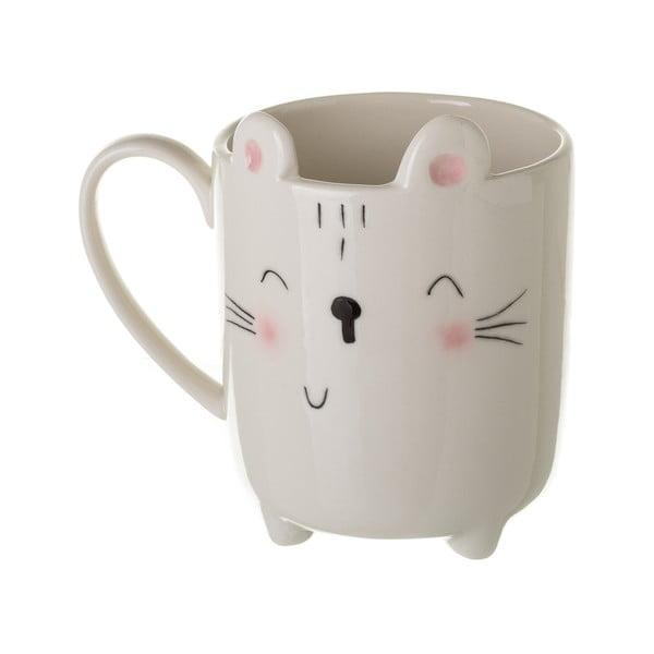 Kubek porcelanowy Unimasa Kitty, 300 ml