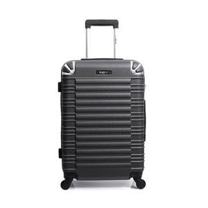 Černý cestovní kufr na kolečkách Blue Star Lima, 60l
