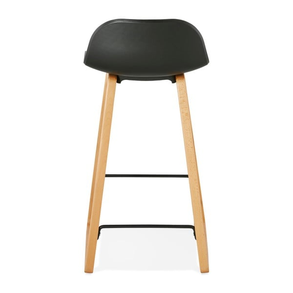Černá barová židle Kokoon Astoria
