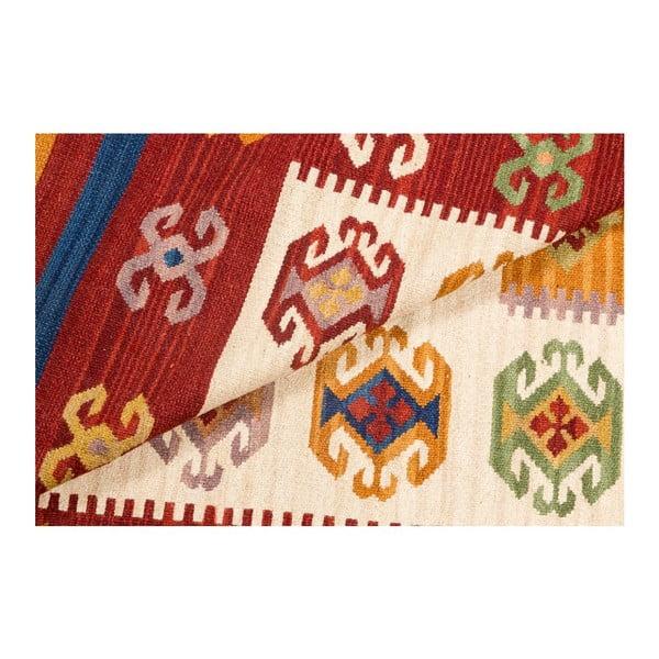 Ručně tkaný koberec Kilim Dalush 407, 180x120 cm