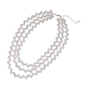 Dámský náhrdelník ze stříbra a zinku Ottaviani