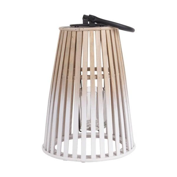 Bambusový svícen PT LIVING, výška 31cm