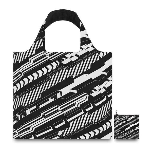 Skládací nákupní taška Block Uberpup