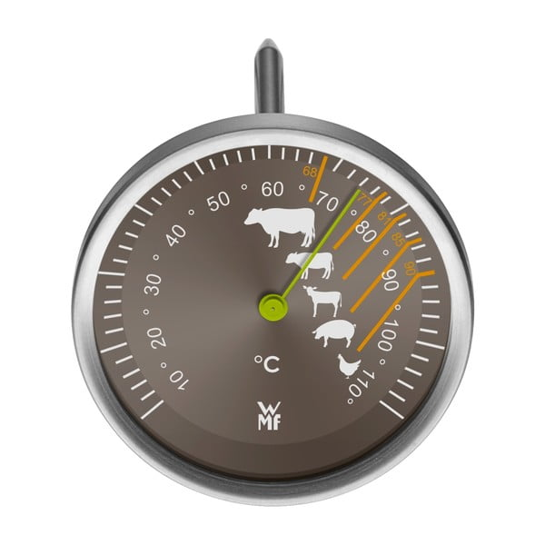 Cromargan® rozsdamentes hőmérő, húsokhoz - WMF