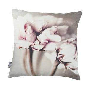 Růžovošedý polštář Walra Magnus, 45 x 45 cm