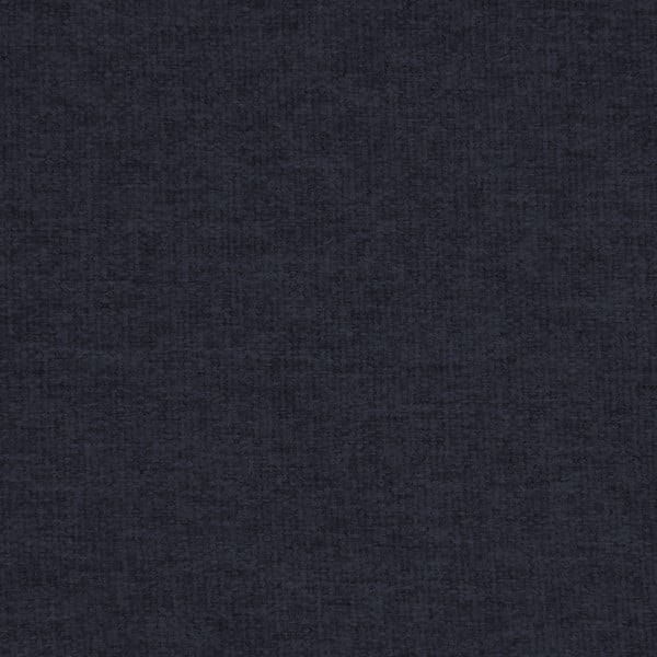Tmavě modrá pohovka pro dva s polštářkem Vivonita Malva