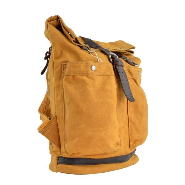 Hořčicový batoh Adventurer