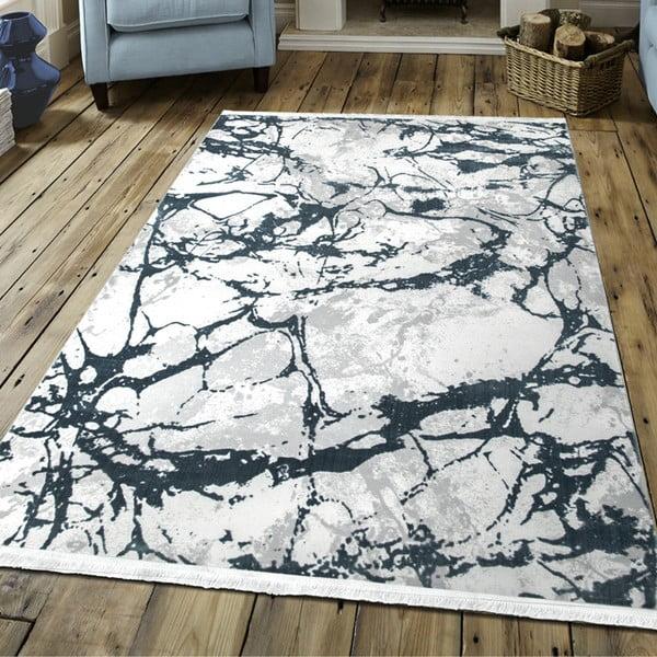 Běhoun Extravagante Gris, 80 x 300 cm