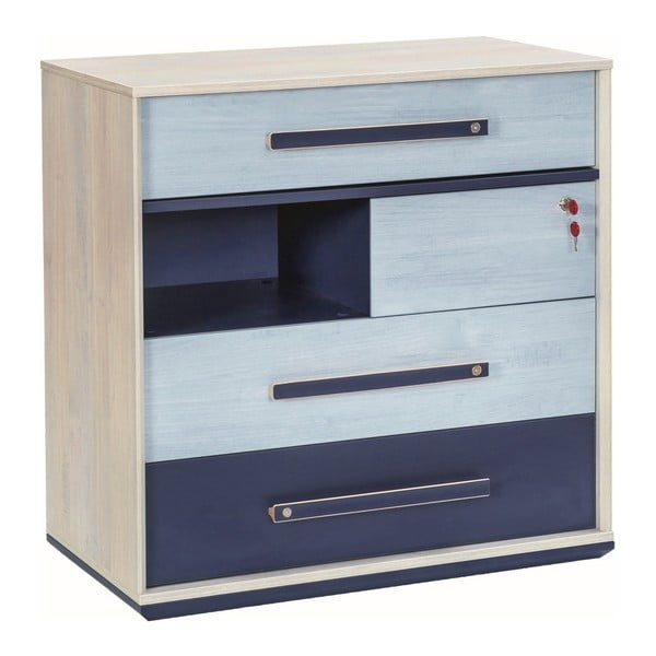 Komoda Trio Dresser