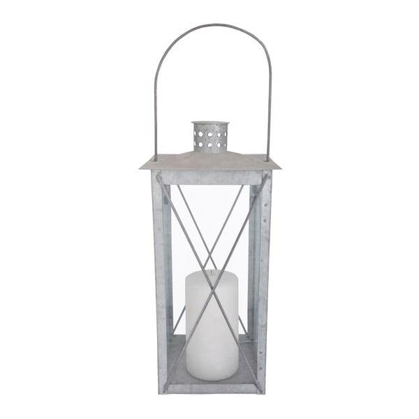 Venkovní kovová lucerna Esschert Design, výška 36,5 cm