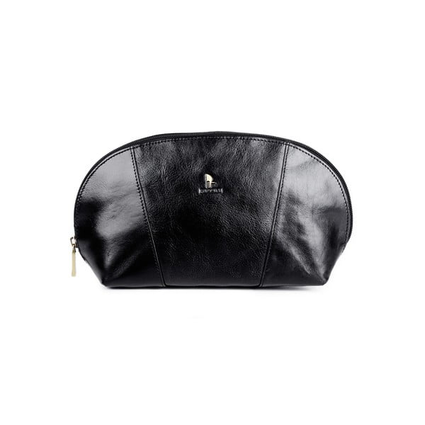 Kožená kosmetická taška Monica Puccini