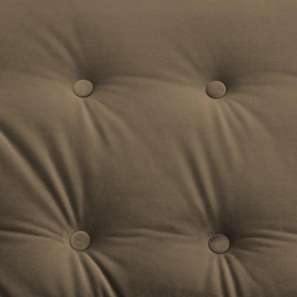 Canapea 3 locuri Vivonita Laurel, bej