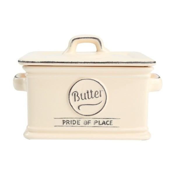 Pride Of Place krémszínű kerámia vajtartó - T&G Woodware