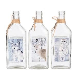Sada 3 váz Bottle Game