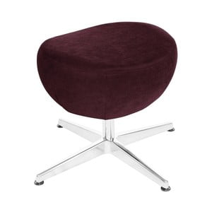 Taburet rotativ My Pop Design Vostell, bordo