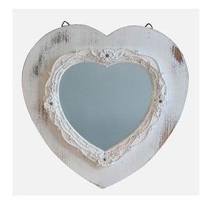 Zrcadlo White Days, 39x39 cm