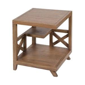 Příruční stolek ze dřeva mindi Santiago Pons Amara