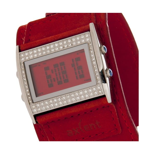 Kožené dámské hodinky Axcent X2358S-8618
