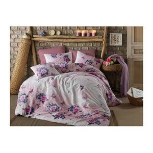 Lenjerie de pat cu cearșaf Granada, 200 x 220 cm