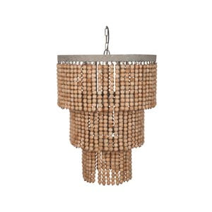 Stropní lustr J-Line Beads, 45 cm