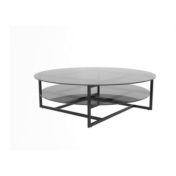Konferenční stolek Interstil Loke, ⌀ 120 cm