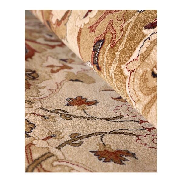 Vlněný koberec Byzan 543 Beige, 120x160 cm