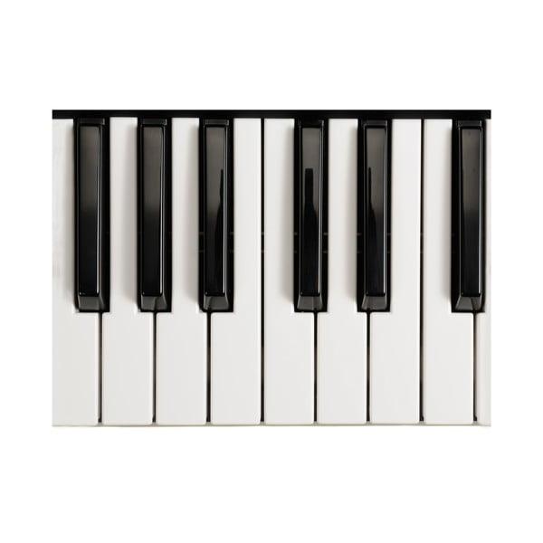 Velkoformátová tapeta Piano, 315x232 cm
