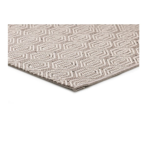 Béžový koberec Universal Stone Beig Creme, 120x170cm