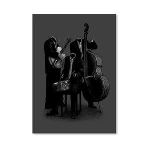 Plakát Les Invisibles od Florenta Bodart, 30x42 cm