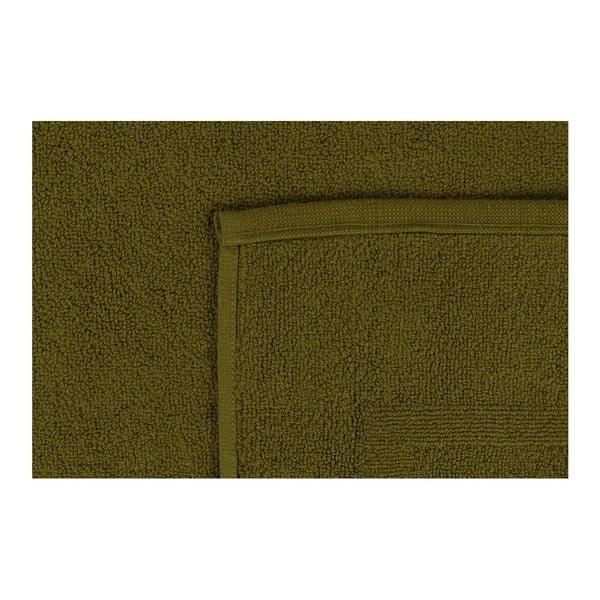 Zelená koupelnová předložka Betty,50x70cm