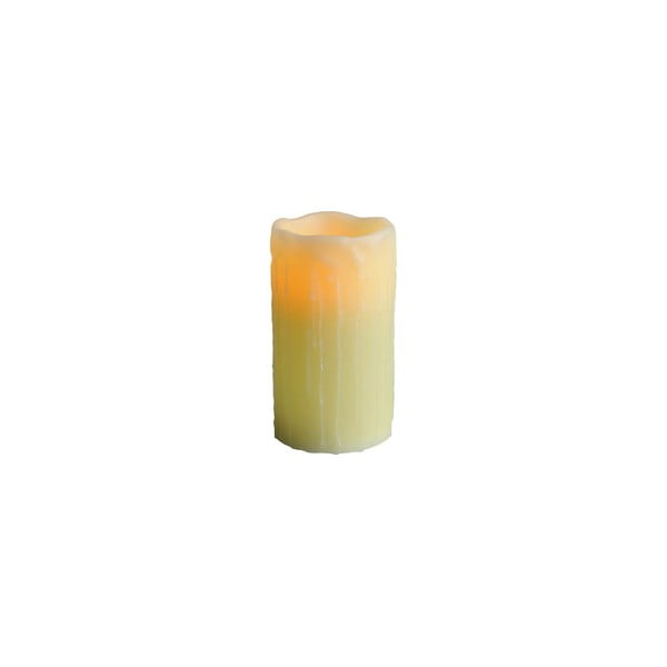 LED svíčka Light Amber, 15 cm