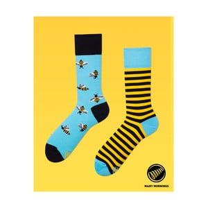 Ponožky Many Mornings Bee Bee, vel. 39/42