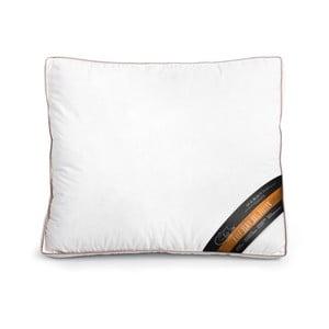 Polštář s paměťovou pěnou a prachovým peřím Sleeptime,50x60cm