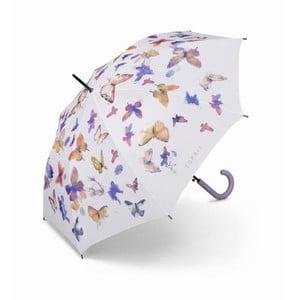 Holový deštník Ambiance Butterflies, ⌀105cm