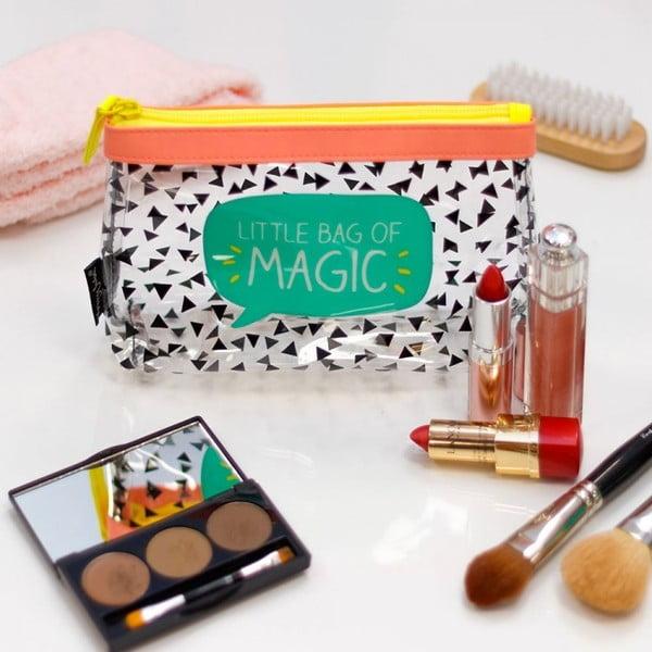 Průhledná kosmetická taštička Happy Jackson Magic