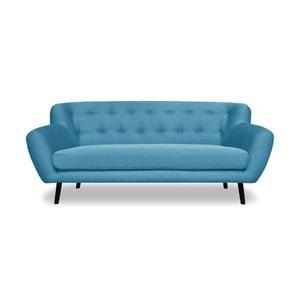 Tyrkysová pohovka pro tři Cosmopolitan design Hampstead