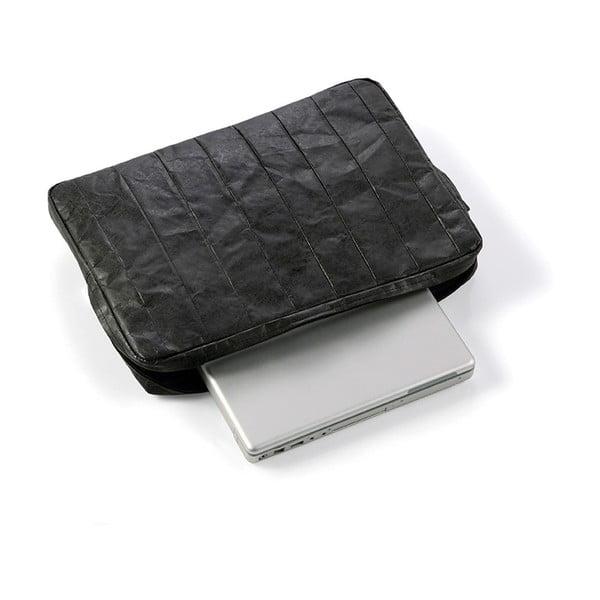 """Air obal na notebook 15"""" z tyveku, černý"""