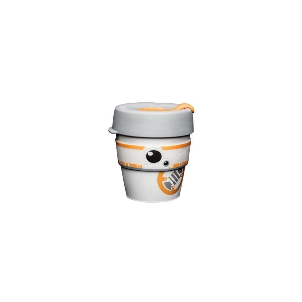 Cestovní hrnek s víčkem KeepCup Star Wars BB8, 227 ml