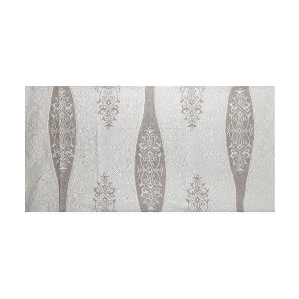 Koberec Cream Floral, 100x200 cm